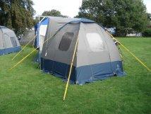 Caranex Tent in Salisbury Sold