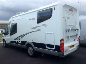 Stolen Caravan Motorhome and Trailer Tent Database UK Camp Site