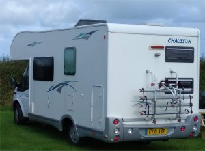 8100571206 Chausson Flash 03 Stolen from Worcester around midnight on Friday 9th  November. 2010 model. AY10 AKP. White with four-bike rack.