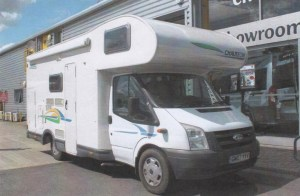Stolen Caravan, Motorhome and Trailer Tent Database - UK