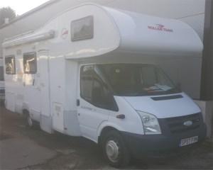 Stolen Caravan, Motorhome and Trailer Tent Database - UK