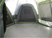 Fig 5 - Sunnc& Marathon 16 Berth tent & Sunncamp Marathon 16 Berth Tent - UK Camp Site Articles