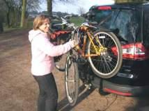 Equipment Reviews And Features Maxxraxx Car Bike Racks Uk Camp