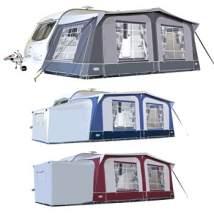 Towsure Insignia Caravan Awning Range Uk Camp Site Articles