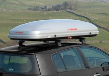 Kamei 450 Roof Box Uk Camp Site Equipment Reviews And