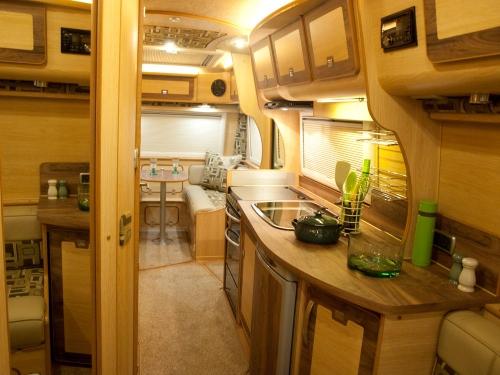 Ih Leisure Launches Monopod 660 Caravan Uk Camp Site