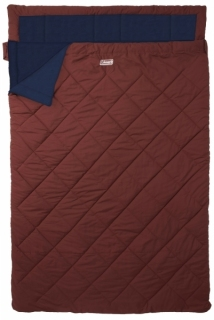Win A Coleman Vail Double Sleeping Bag From Towsure