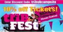 Discount code hook up tickets