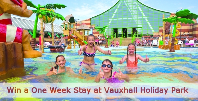 Vauxhall Holiday Park Great Yarmouth Uk Camp Site Articles
