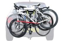 Buzz Rack Buffalo 4 Bike Tilting Towball Carrier Uk Camp