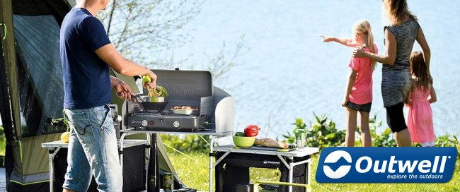 Outwell Asado Gas Grill