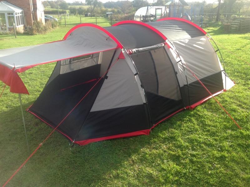 OLPro Knightwick 3 Berth Tent