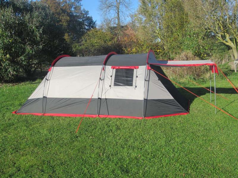 A ... & OLPro Knightwick 3 Berth Tent
