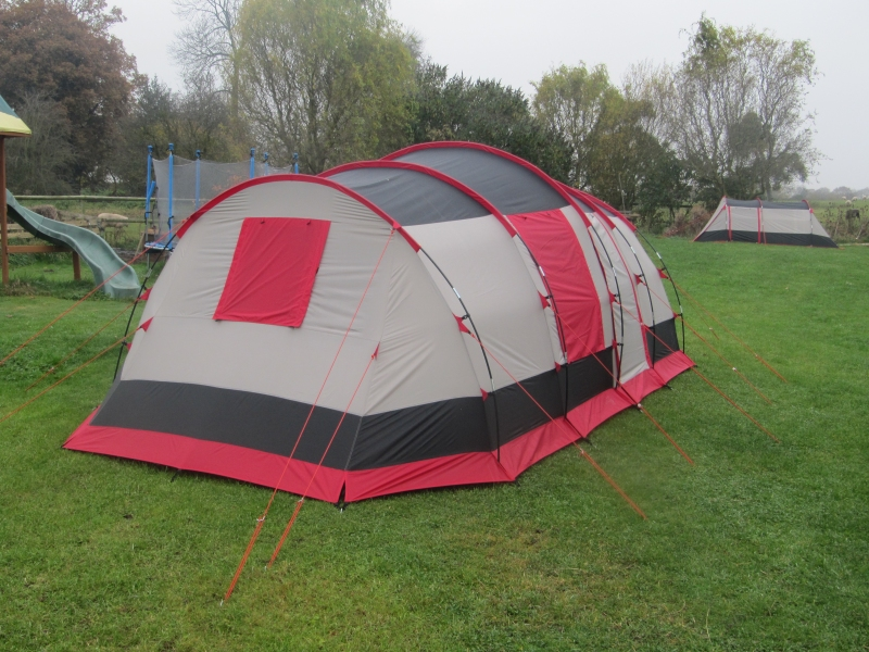 As featured in the Independentu0027s (May 2013) TOP 10 Tents of 2013 & OLPro Martley 6 Berth Tent £209.99 incl. VAT