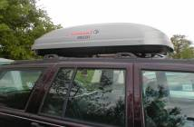 Grizzly M Roofbox Uk Camp Site Equipment Reviews And