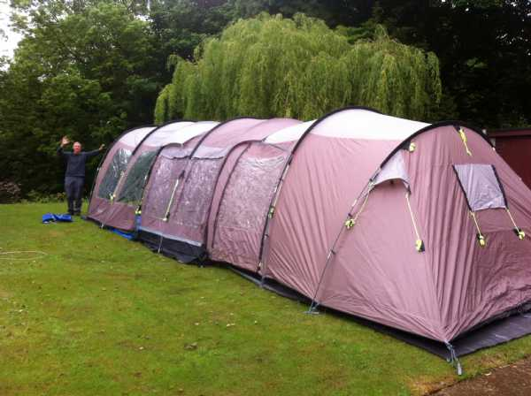 Nevada M Awning And Canopy Ukcampsite Co Uk Camping And