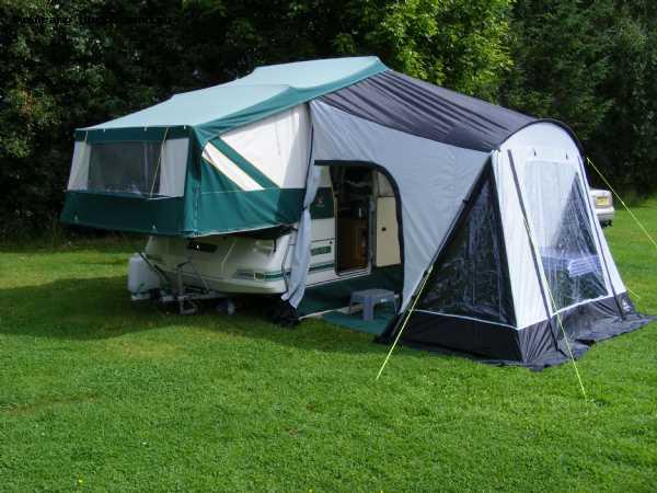 Folding Camper Awning Annex - arboleda2022