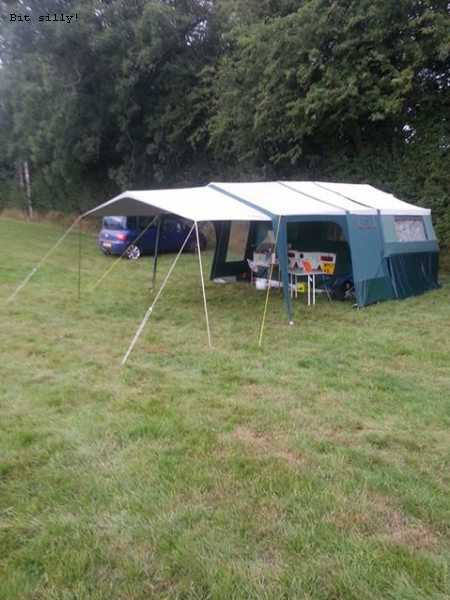 Conway Challenger Awning Sun Canopy Ukcampsite Co Uk