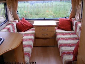 Bailey 500/5, 5 berth, (2004)