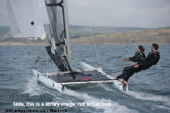 Dart 16 Catamaran (sailing)