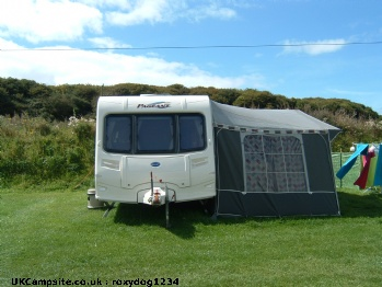 Bailey Pagaent Burgundy S5, 4 berth, (2006)