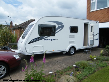 Sterling europa 520 lux, 4 berth, (2010)