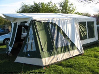 Combi Camp Country, 2 berth, (2009)