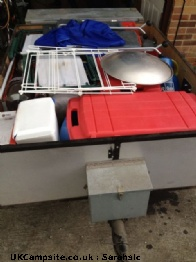 SunnCamp Custom made trailer, 6 berth