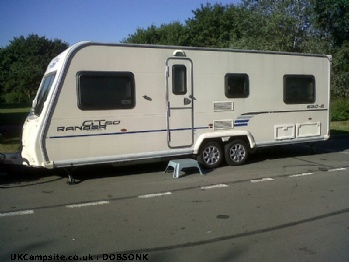 Bailey Ranger GT60/620-6, 6 berth, (2009)