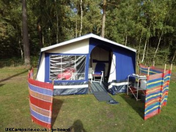 SunnCamp Holiday 240s, 4 berth, (2008)