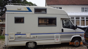 Fiat CALIPSO 302, 2 berth, (1992)