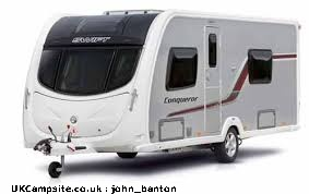 Swift Conqueror 570, 4 berth, (2012)