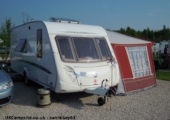 Swift Challenger 520L, 4 berth, (2006)