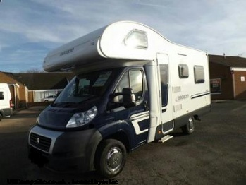 Swift escape 622, 4 berth, (2010)
