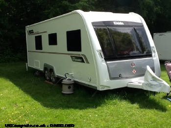 Elddis Crusader super sirocco, 4 berth, (2013)