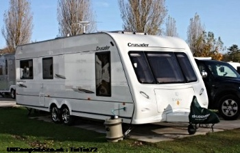 Elddis Crusader Superstorm, 6 berth, (2008)