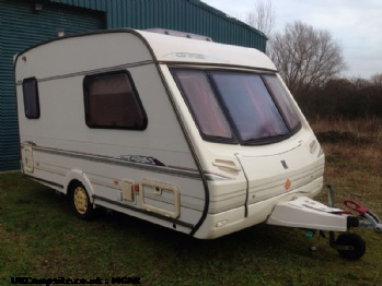 Abbey Vogue 212GTS 2000, 2 berth, (2000)