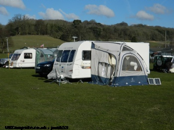 Bailey BAILEY UNICORN VALENCIA, 4 berth, (2012)