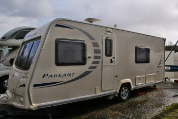 Bailey Sancerre Series 7, 4 berth, (2009)