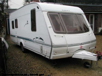 Swift Challenger 490E, 5 berth, (2005)