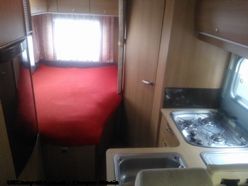 Burstner quadro it664, 6 berth, (2009)