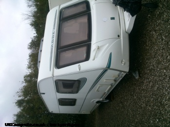 Abbey aventura 320, 4 berth, (2006)