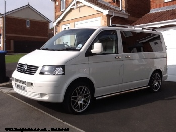 VW T5 campervan, 2 berth, (2009)