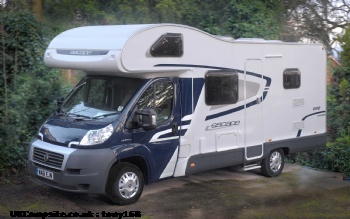 Swift Escape 696, 6 berth, (2011)