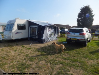 Bailey Pageant Champagne series 6, 4 berth, (2008)