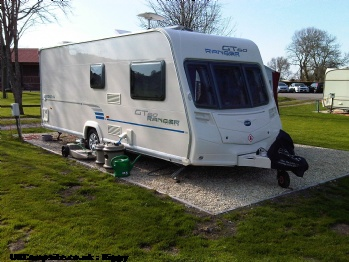 Bailey Ranger GT60 520/4, 4 berth, (2009)