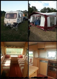 Bailey Ranger 460/2, 2 berth, (2005)