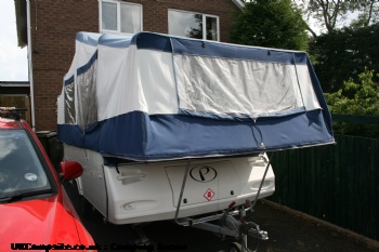 Pennine Continental, 6 berth, (2007)