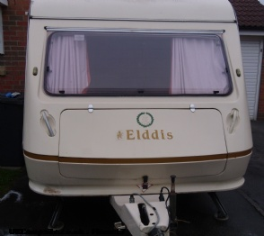 Elddis Wisp 450 CT, 4 berth, (1990)