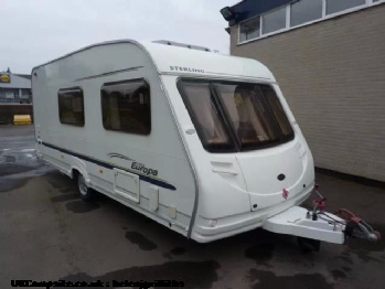 Sterling Europa 520, 4 berth, (2005)